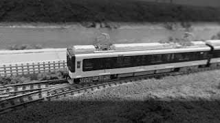 Nゲージ鉄道模型近畿日本鉄道1200系+2430系 FC92