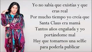 RAP NAVIDEÑO (Letra) LA MORENA ft MARIO AGUILAR & SANTA CLAUS