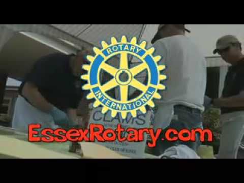 The Essex Connecticut Rotary Club Shad Bake - A Family Event