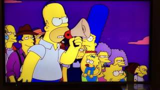 Do You Know Where the Remote is? - The Simpsons