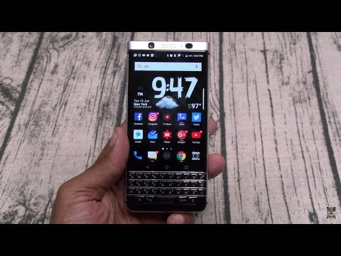 "BlackBerry KEYone ""Real Review"""