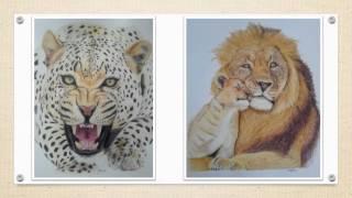 Manue Guimard artiste animalier - 1