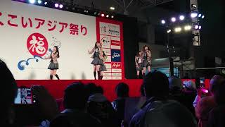 ふくこいアジア祭2018 HKT48 早送りカレンダー
