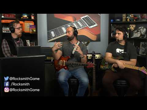 Rocksmith Remastered - Easy Exercises, Vol. 1 - Live from Ubisoft Studio SF