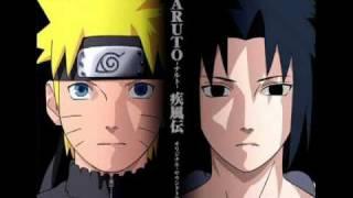 Shippuuden - Naruto Shippuden OST 1