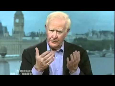 John le Carré on Corporate Power and Globalization