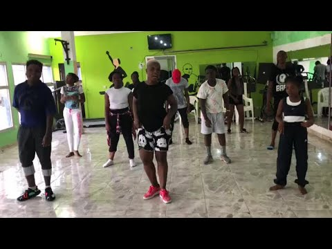 Zota - Bakamboue - chorégraphie masterclass part2
