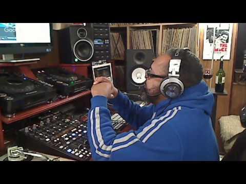 W-HLF Hot Like Fire Jazz Radio Show - 3-2-17