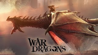 War Dragons YouTube Gaming Stream | Winterjol Wave 2 Preview