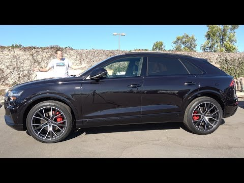 The 2019 Audi Q8 Is the Coolest Audi SUV