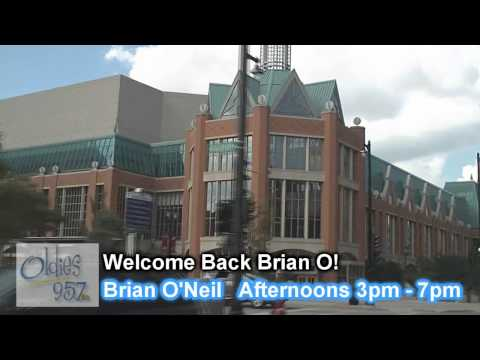 Oldies 95.7's Brian O'Neil is Back!