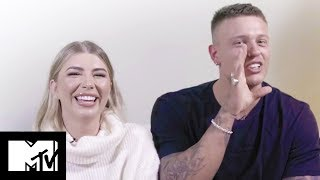 Olivia Buckland & Alex Bowen Discuss New Year's Baby Plans | MTV Celeb