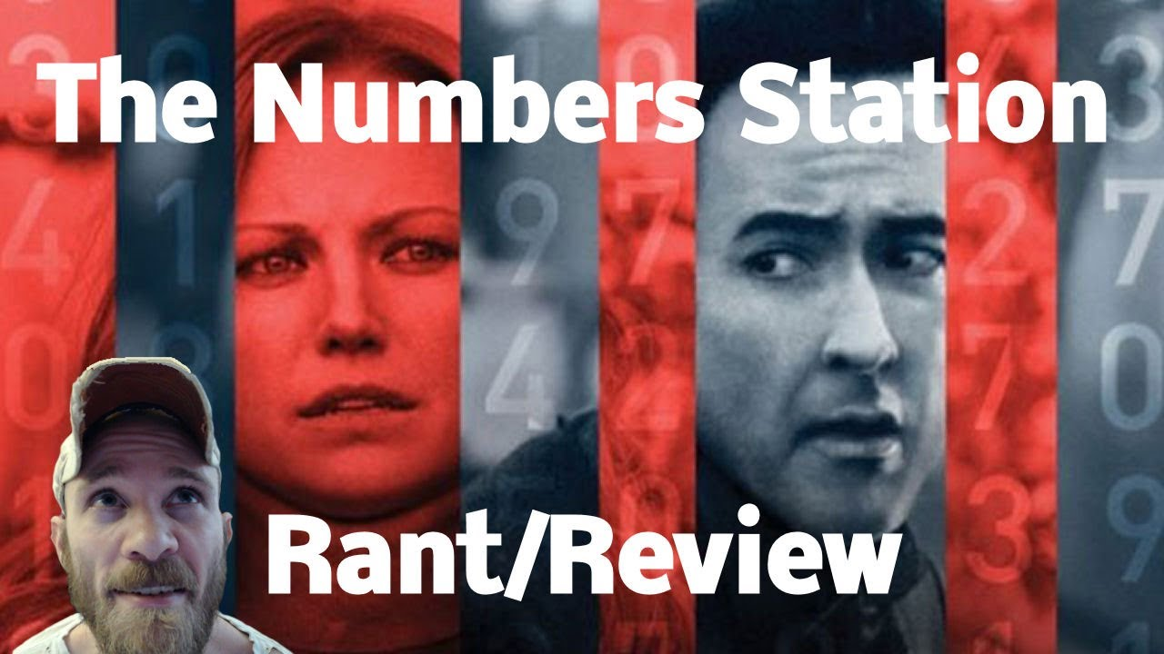 the numbers station movie review