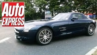 Mercedes SLS AMG Review - Auto Express