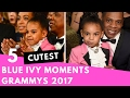 5 Times Blue Ivy Stole the Show! (Grammys 2017)