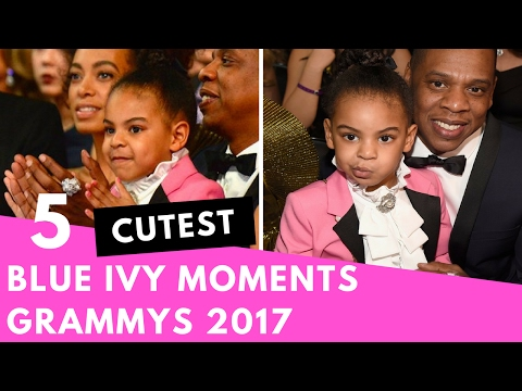 Download Youtube: 5 Times Blue Ivy Stole the Show! (Grammys 2017)