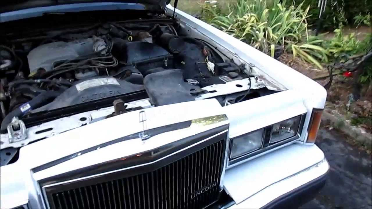 medium resolution of 1989 lincoln town car throttle position sensor tps malfunction