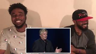 Ron White - Dickin Around With Tiger Woods Reaction