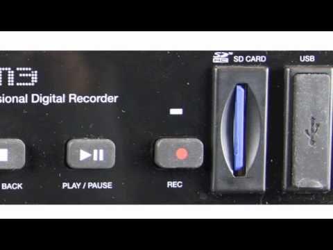 iKEY Audio RM3 tutorial