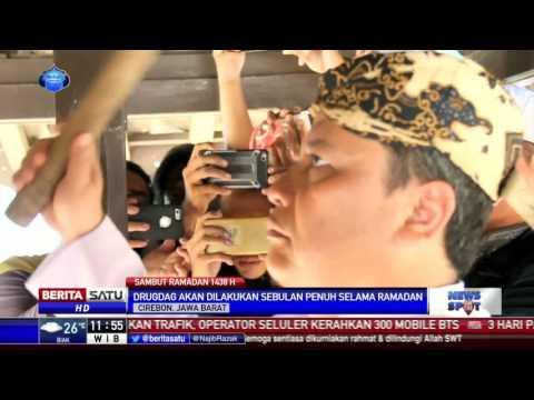 Beragam Tradisi Unik Digelar Keraton Kasepuhan Cirebon Sambut Ramadan
