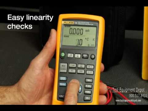 vote no on rtd transmitter calibration using fluke 744 fluke 725 multifunction process calibrator