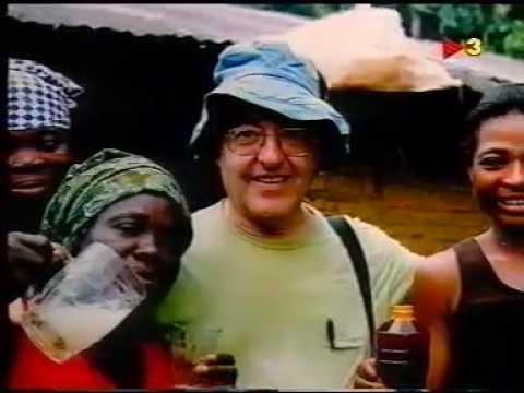 Lluís Mallart parlant sobre els evuzok (1996)
