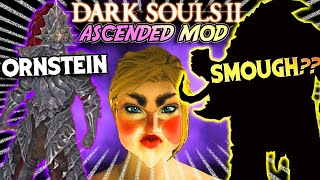 There's Difficult, There's Unfair, Then There's The Ascended Mod - DS2 Ascended Mod Funny Moments 9