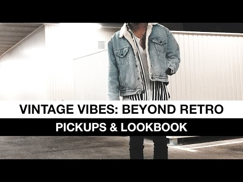 Vintage Vibes: Beyond Retro (Pickups & Lookbook)
