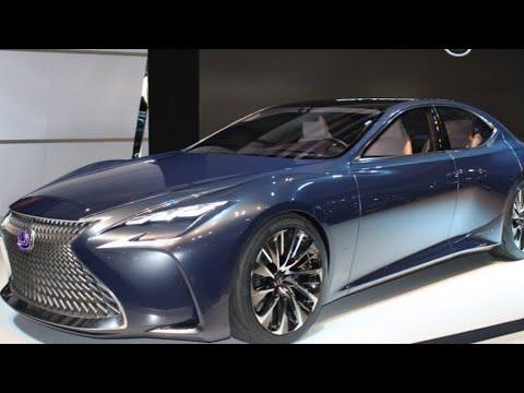 2020 Lexus ES  Luxurious Exterior And Interior 1080p