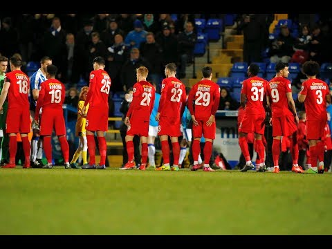 HIGHLIGHTS: Chester 0-1 Leyton Orient