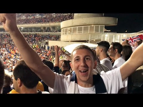 APOEL Nicosia 0 Tottenham 3 | Sun, Sea & Spurs! | Match-day vlog