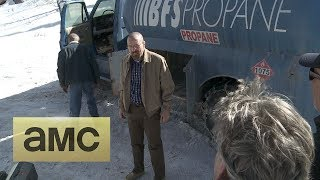 (SPOILERS) Making of Episode 515 Granite State: Breaking Bad