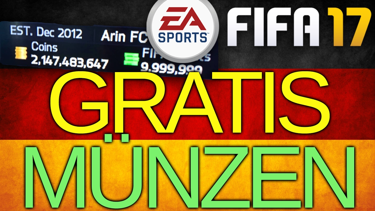 De Fifa 17 Hack Münzen Gratis Free Coins Points Cheats Psxbox