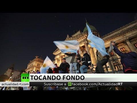 FMI: La economía de Argentina afronta su peor momento pero mejorará en 2019