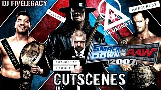 Smackdown! VS RAW 2007 CUTSCENES