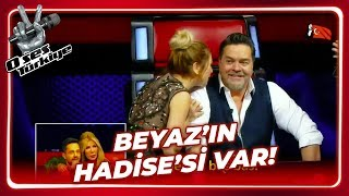 Hadise and Beyaz against Murat | The Voice Turkey | Episode 12