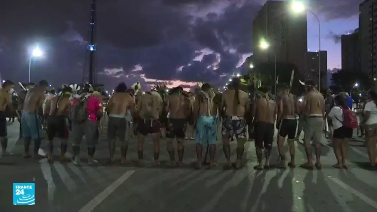 استنكار سكان البرازيل -الأصليين- من استضافة بلادهم لبطولة -كوبا أمريكا-.. والسبب؟  - 14:56-2021 / 6 / 14