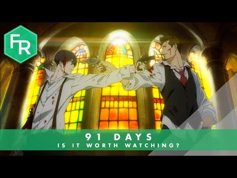 91 Days is listed (or ranked) 22 on the list The Best Seinen Anime & Manga Series