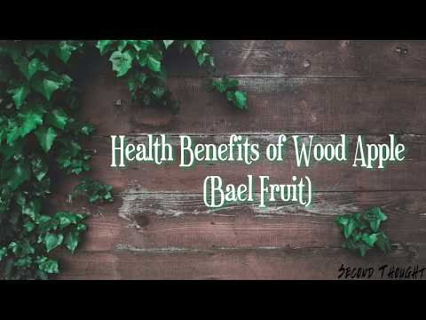 Health & Nutritional Benefits of Wood Apple (Bael Fruit) #bael #bel #woodapple #immunity #fruit