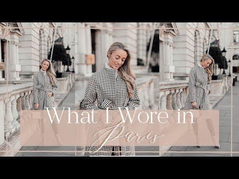 WHAT I WORE IN PARIS  &  WIN a trip to Paris!  // Fashion Mumblr