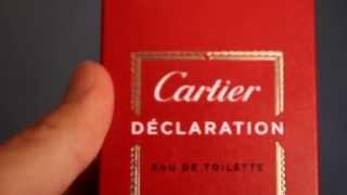 Cartier Declaration for men