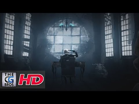 "CGI 2.5D Animated Short : ""Dishonored: Chapter 1"" - by Psyop"