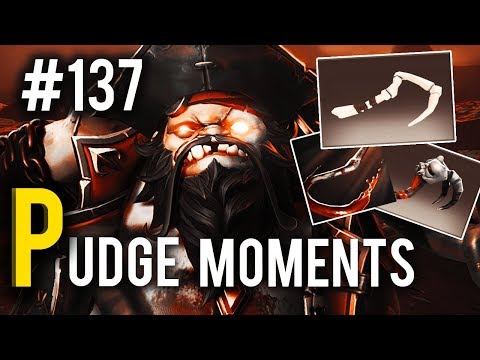 Dota 2 Pudge Moments Ep. 137