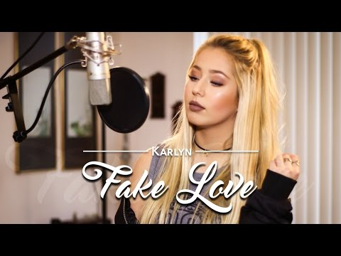 Fake Love - Drake (cover by Karlyn)