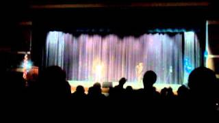 Woodward High School talent show 2011