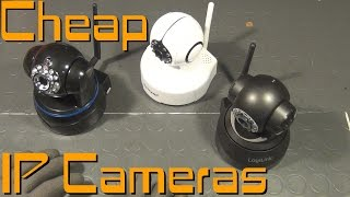 cheap ip camera basics product reviews