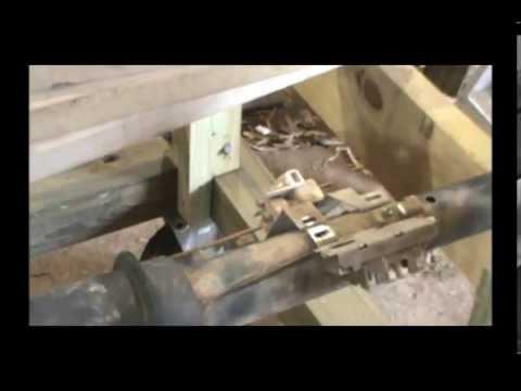 1984-1994 Chevy Steering Column Teardown - YouTube