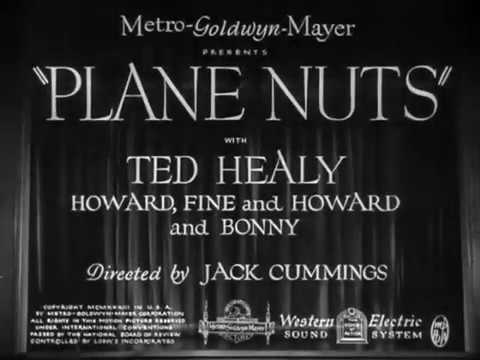 Plane Nuts (1933)Three Stooges