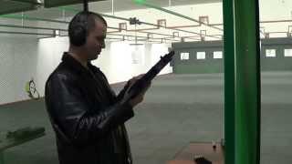testing cz scorpion evo 3 submashine gun 9mm