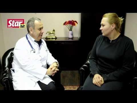 Надежда Ангарская на приеме у доктора Ковалькова.